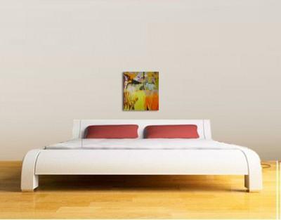 Scuola di interni l importanza della parete retro letto - Quadro sopra letto ...