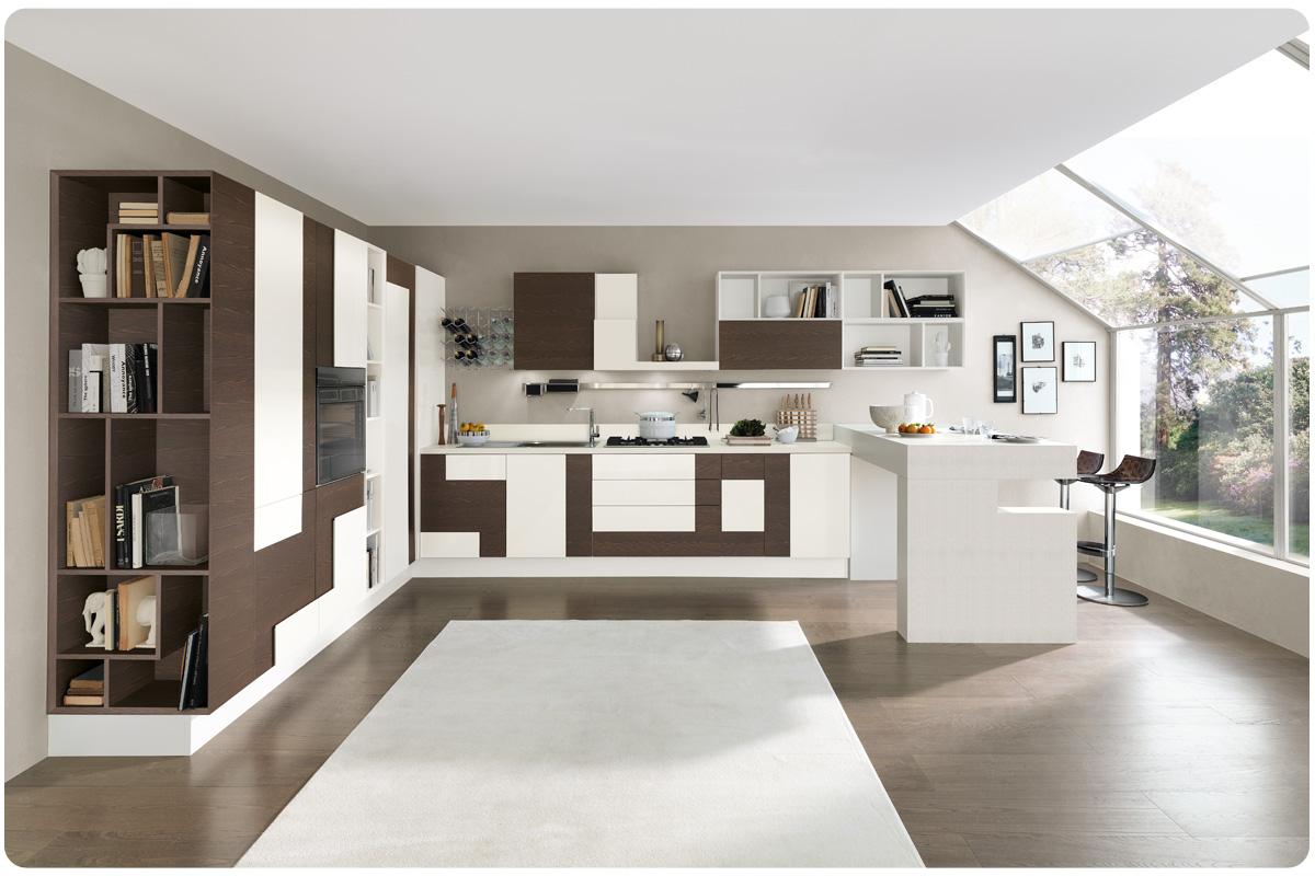 Lavello armadiato acciaio inox 2 vasche gocciolatoio dx for Pittura moderna soggiorno