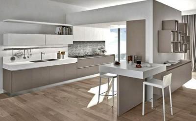 Come valutare e pensare una bella cucina wevux - Cucine moderne particolari ...