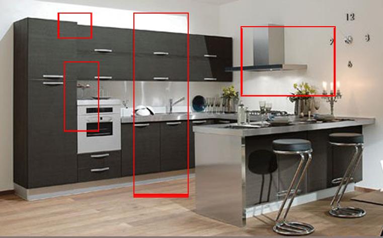 Cucina come fare consigli moderna disposizione armonia scuola di interni wevux wevux - Disposizione elettrodomestici cucina ...