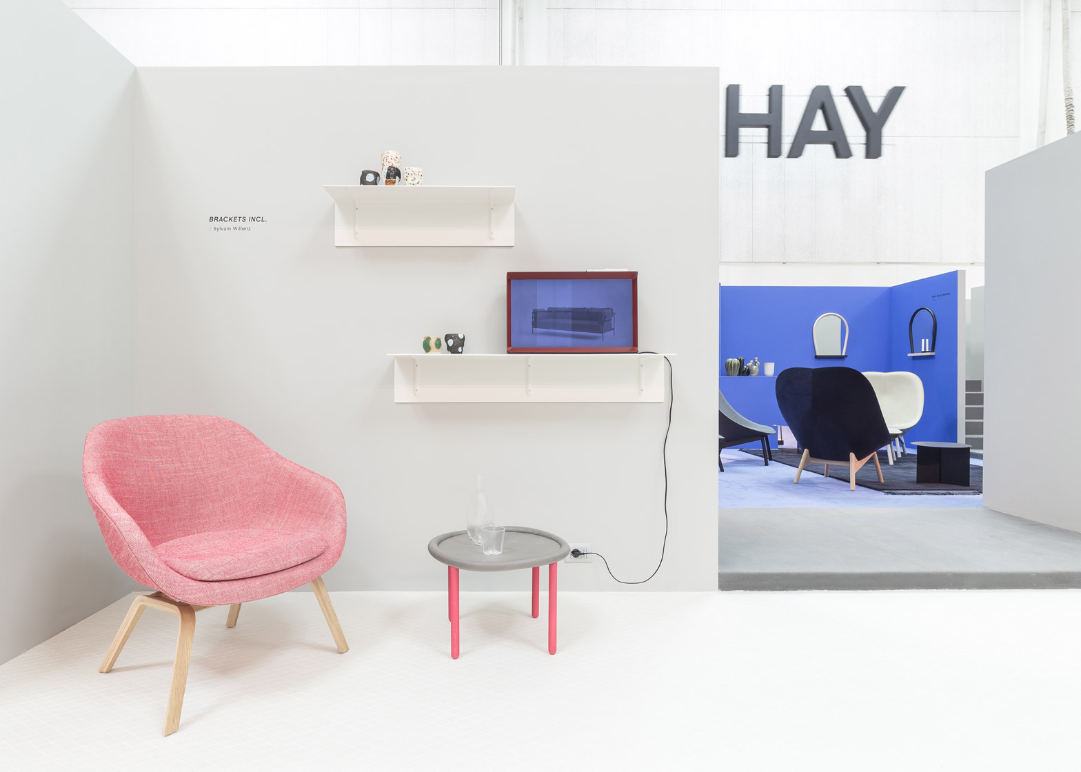 Hay exhibition milan design week 2016 dezeen 1568 1 wevux for Hay design milano
